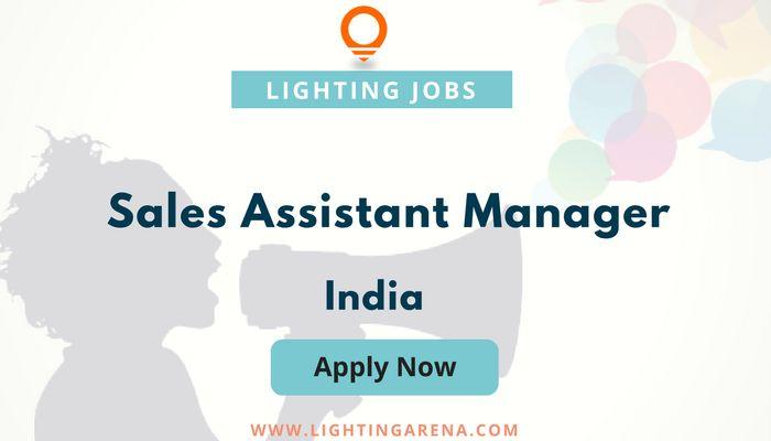 Sales Assistant Manager - India https://www.lightingarena.com/jobs/sales-assistant-manager-karnataka/?utm_content=buffer92677&utm_medium=social&utm_source=pinterest.com&utm_campaign=buffer #jobs #hiring #jobsearch #lightingarenajobs #jobopening #lightingjobs #Indianjobs