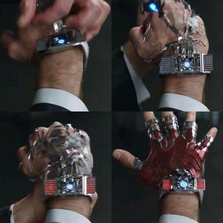 Stark technology has advanced so much...