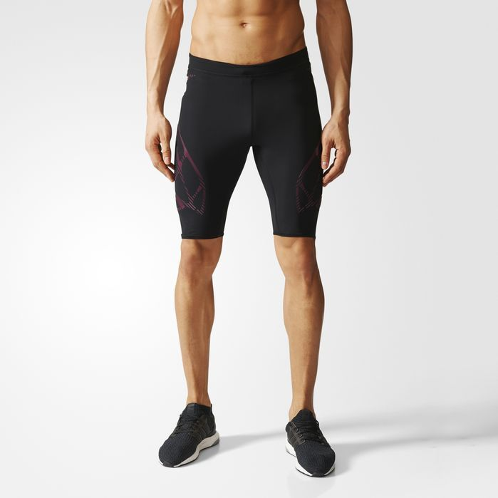 adidas adizero Sprintweb Short Tights - Mens Running Shorts