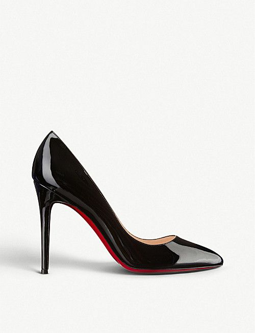 save off 7a96d 91445 CHRISTIAN LOUBOUTIN Pigalle 100 patent calf | Lexi in 2019 ...