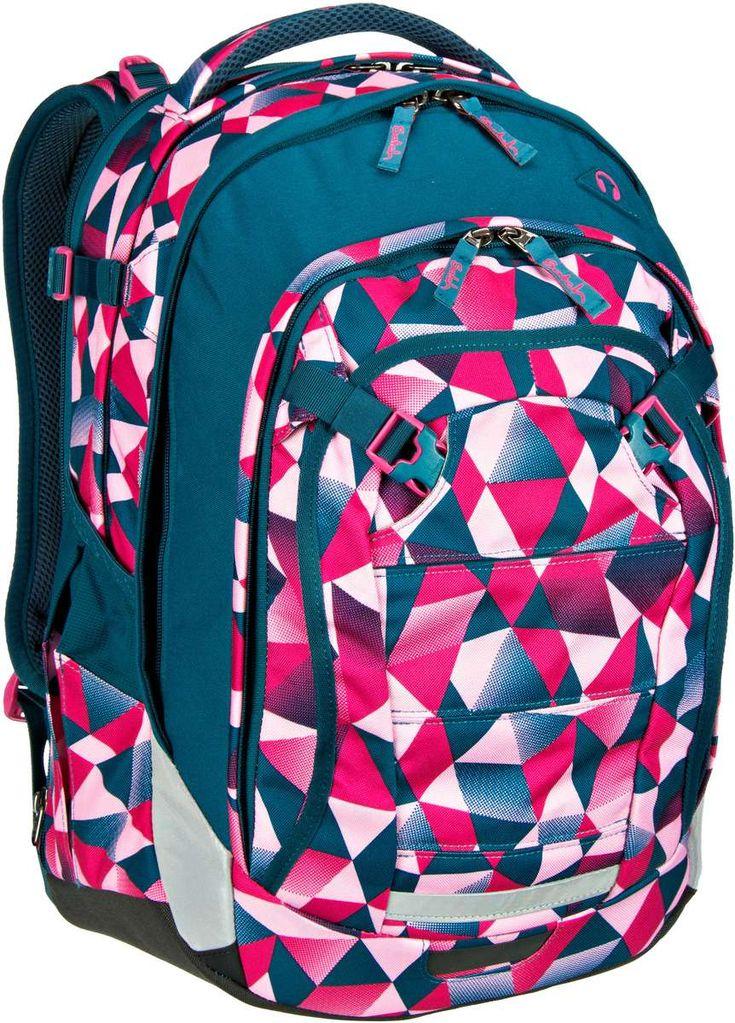 Taschenkaufhaus satch satch match Pink Crush - Schulrucksack ...