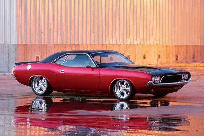 Mopp 080200 Ebod 09 Z+1972 Dodge Challenger+