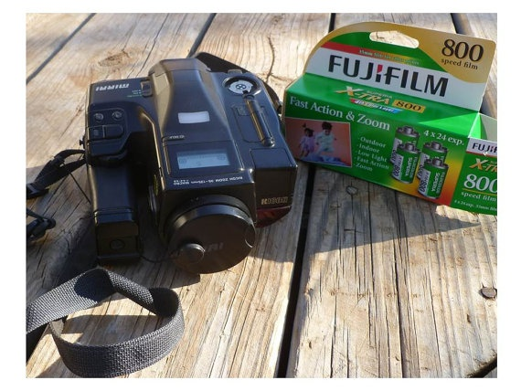 Vintage Camera Ricoh Mirai by ClearlyRustic on Etsy, $55.00
