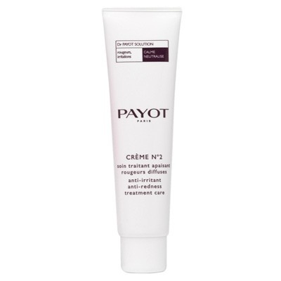 A cult product by Dr Payot, Crème N°2 is a bandage of softness for irritated areas. Redness and irritation disappear. Paraben-free, it is suitable for even the most sensitive skins. Ideal for the entire family. Apply directly to the irritated area. Tipp von PAYOT: The bandage of softness for the whole family that should be in every skin first-aid kit.
