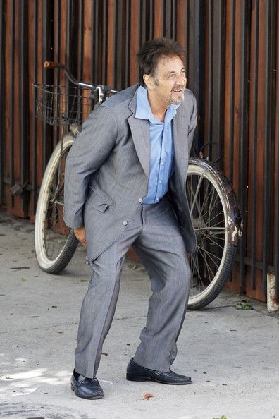 Al Pacino Photo - Christopher Walken and Al Pacino Film 'Stand Up Guys'