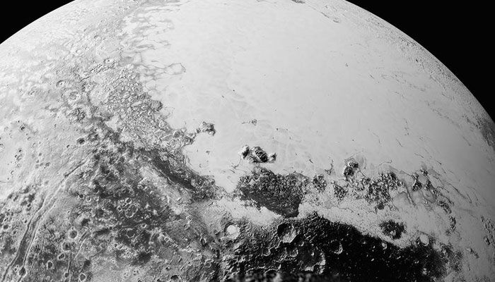Picture: New Pluto images from New Horizons show mysterious complexity