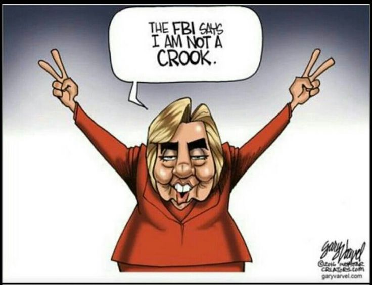 But you are....    CrOoKeD  HiLLaRy,   the HilBilly from Arkansas!