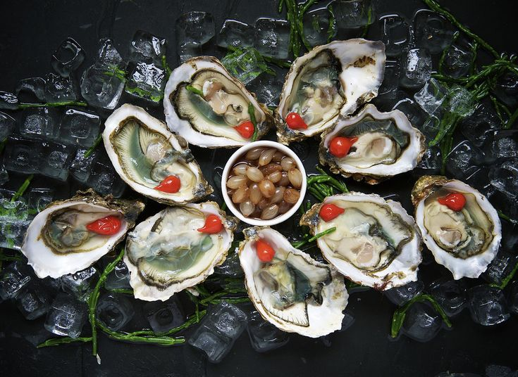 New York City New York City, New York Budget food Seafood mussel invertebrate clams oysters mussels and scallops oyster cuisine flower variety