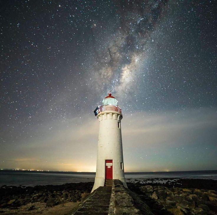 Port Fairy Light House, Victoria #Australia