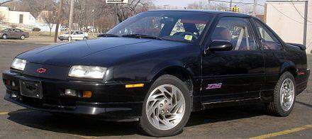 '94 Chevrolet Beretta - Wikipedia, the free encyclopedia