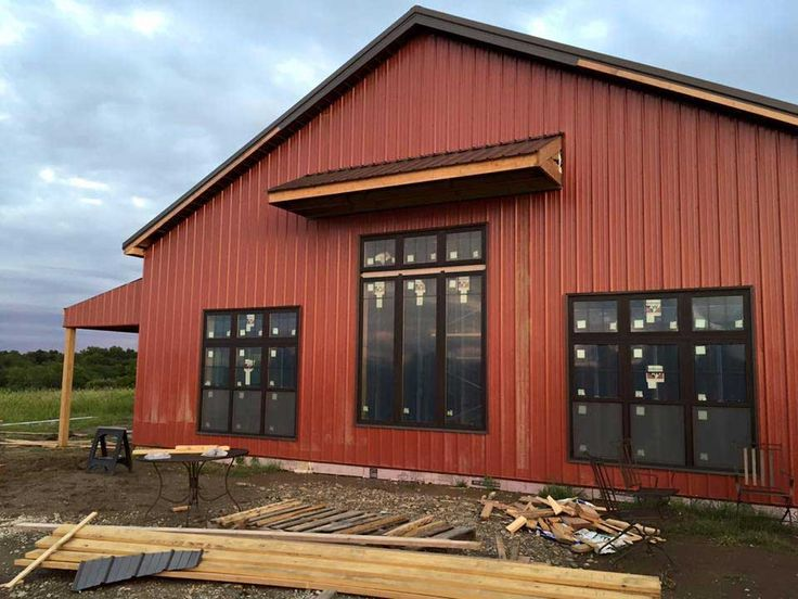 Best 25 Metal building homes cost ideas on Pinterest