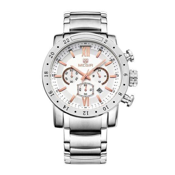 Roadmaster Chrono / White
