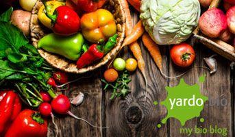 Gewinne mit yardobio ein Bio-Abendessen im Wert von CHF 800.- , ein Vegan-Kochkurs im Wert von CHF 650.- , einen Vitamix Mixer, weitere Küchengeräte und 5 mal ein Bio Mix-Box-Abo im Wert von jeweils über CHF 440.-. Viel Glück und en Guete.  https://www.alle-schweizer-wettbewerbe.ch/gewinne-abendessen-kochkurs-und-kuechenmaschinen/