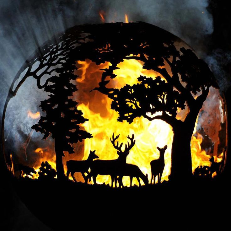 Africa Ball , Country Scene and Phoenix Outdoor Fires and ...