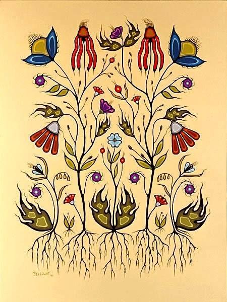 Christi Belcourt (Métis): revealing the Spirit of the plants