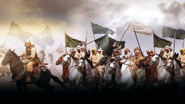 غزوة بدر وت سمى أيضا غزوة بدر الكبرى وبدر القتال ويوم الفرقان هي غزوة وقعت في السابع عشر من رمضان في العام الثاني من الهجرة المو World End Of The World Art