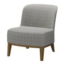 IKEA STOCKHOLM Easy chair - Figur beige - IKEA