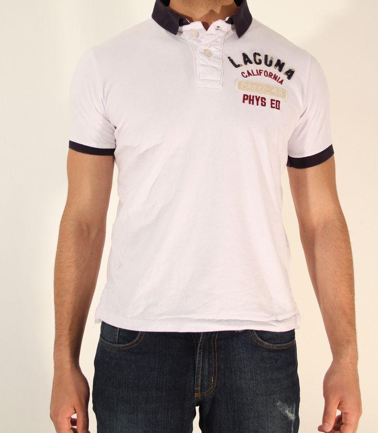 #Polos para hombres con estilo fresco y casual! #LagunaBeachStyle