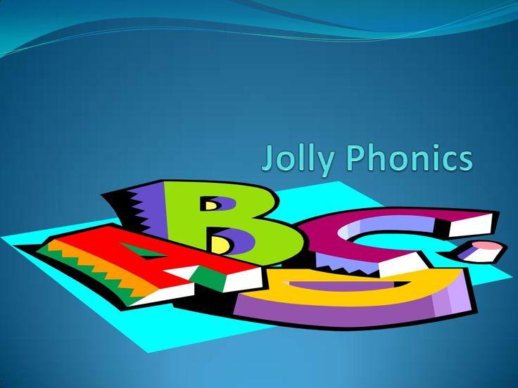 jolly-phonics-powerpoint by belinda77 via Slideshare
