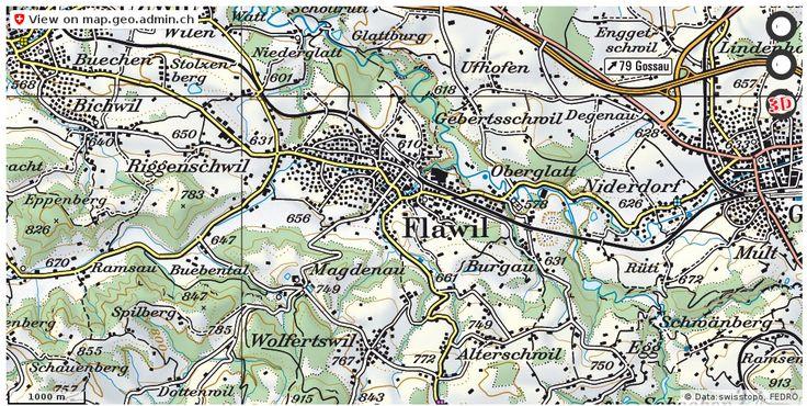 Flawil SG Unfall Verkehr Tote Statistik http://ift.tt/2p65HO7 #maps #schweiz