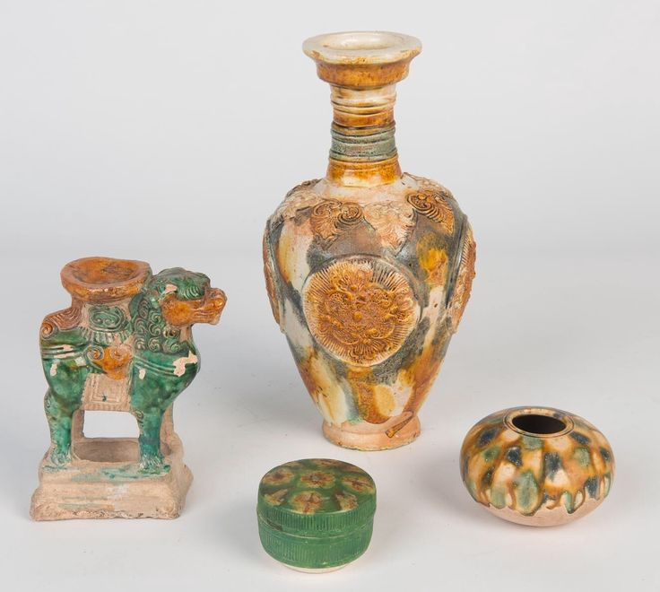 464 Best Images About Chinese Sancai Glazed Pottery On