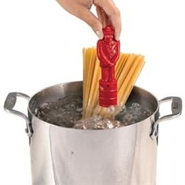 Pasta Man sings opera when your noodles are ready. Really? Never have I wanted something so much! - Click image to find more humor Pinterest pins