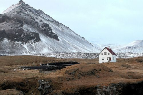 Iceland, someday.
