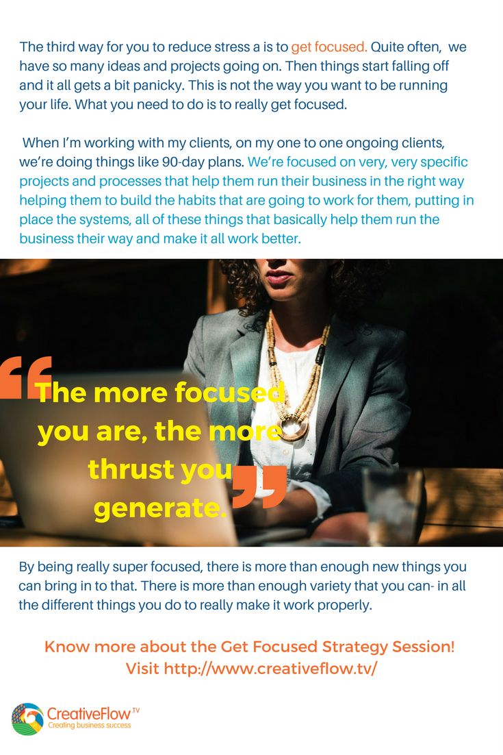 Know the common signs of stress and the ways you can minimize them in your life! #UnaDoyle #BusinessCoachforPhotographers #BusinessCoachingforCreatives #BusinessCoachingforArtists #BusinessCoachingforMusicians #BusinessCoachingforSingers