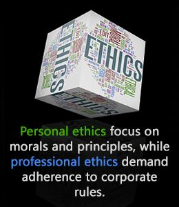 54 best business ethics images on pinterest business ethics difference between personal and professional ethics whats the difference between following personal ethics in your publicscrutiny Image collections