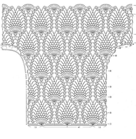 Crochet Shorts Pattern 2 ♪ ♪ ... #inspiration_crochet #diy GB