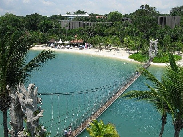 Learn more about Singapore's holiday paradise Sentosa Island, which you can visit on a return stopover with Distant Journeys: http://www.distantjourneys.co.uk/blog/fun-facts-about-sentosa-island/