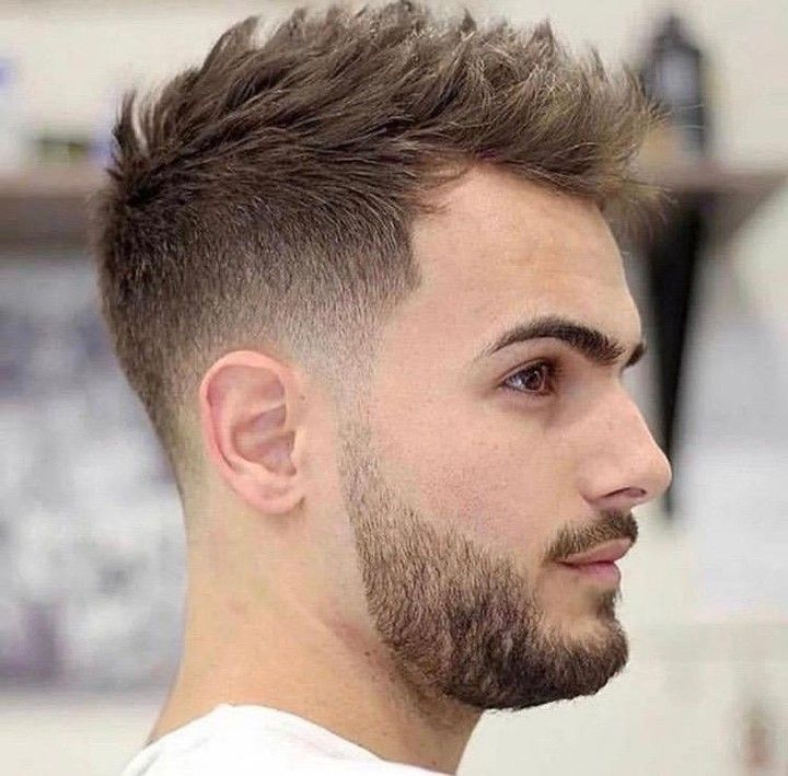 Armstrong Mccall Official On Instagram We Re Feeling This Fade Borodach Penza Created This Barber Style Using Americancre Herr Frisyr Frisyrer Frisor