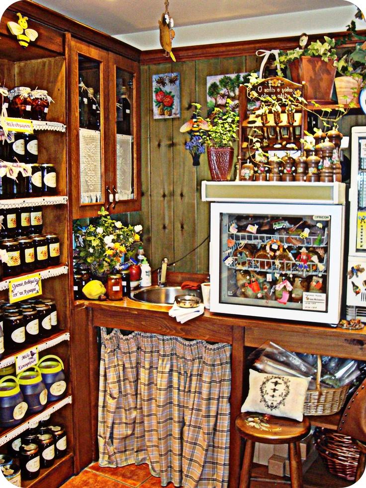 shop corner Fall 2012