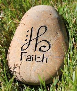 Zibu symbol: 'Faith' - tattoo idea