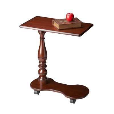 Butler Specialty 7025024 Plantation Cherry Mobile Tray Table
