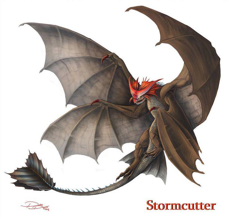 картинки дракона штормореза