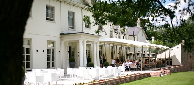 Milsoms Kesgrave Hall Hotel in Ipswich, Suffolk | Best Loved Hotels