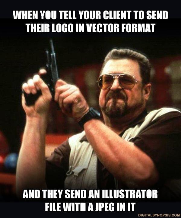 28 Epic Memes For Graphic Designers Fotobearbeitung Crush Memes