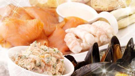 Any Seafood lover will love this Seafood Platter. Beautiful SuperValu fresh fish!