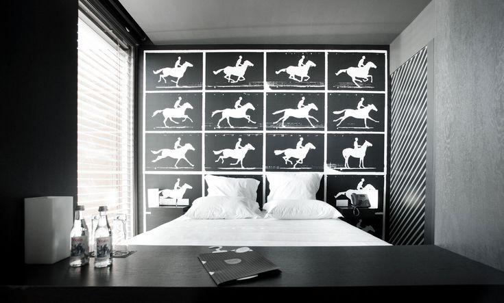 Hotel interior design | Design & Wine Hotel | Camhina | Portugal