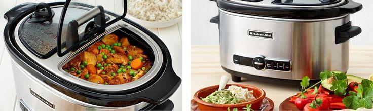 "Slow Cooker | KitchenAid"""