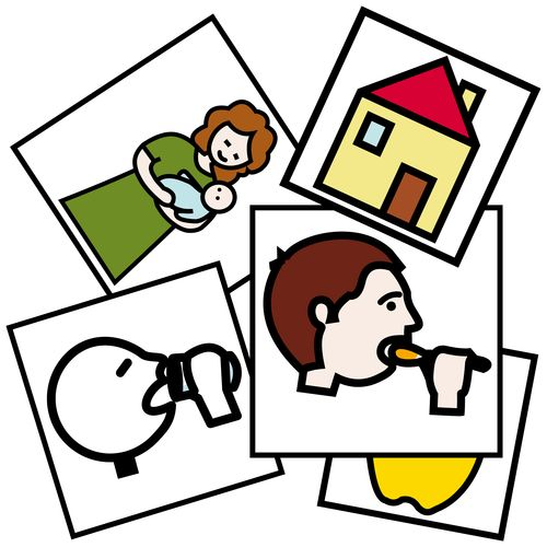 """EJEMPLOS DE USO - SEÑALIZACIÓN CON PICTOGRAMAS EN EL COLEGIO PÚBLICO """"CONDADO DE NOREÑA"""".    En el CP """"Condado de Noreña"""" (Noreña, Asturias) se está llevando a cabo un Grupo de Trabajo para elaborar y experimentar materiales y metodologías, que si bien son fundamentales para el alumnado con trastorno de espectro autista, son igualmente facilitadoras del aprendizaje para el alumnado en general.    http://blog.educastur.es/cproviedo/2013/02/05/pictogramas-en-el-cp-condado-de-norena/"""