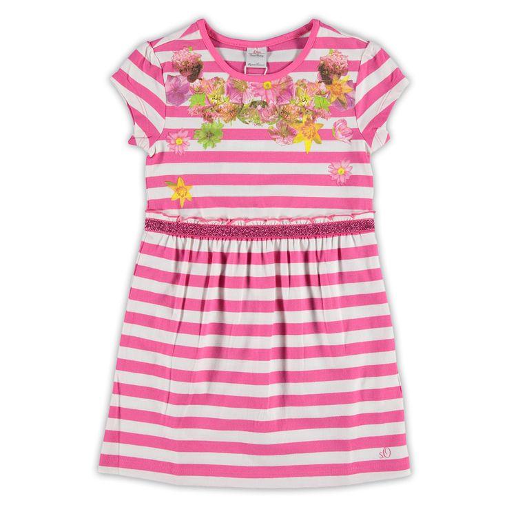 Leukste kleding voor Pasen - s. Oliver jurk★ www.kleertjes.com