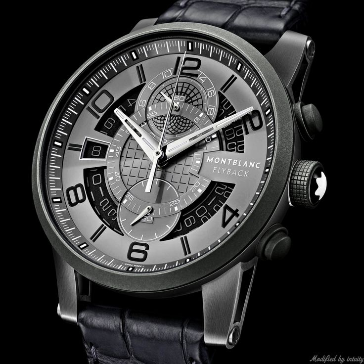 FlyBackFashion Ting, Nice Watches, Men Style, Men Fashion, Montblanc Flyback, Jewelry, Accessories, Time Keeper