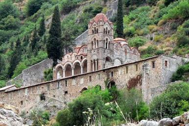 MYSTRAS-CHURCHES