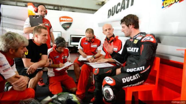 Ducati Pilih Open Class MotoGP, Ini Pendapat Matteo Guerinoni - Vivaoto.com - Majalah Otomotif Online