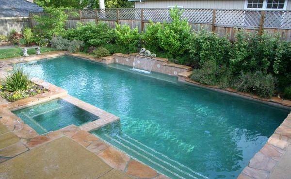 10 Swimming Pool Designs Zum Kennenlernen Deavita Hinterhof Pool Landschaftsbau Schwimmbader Hinterhof Pool Gartenbau