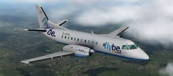 SAAB 340 - flybe