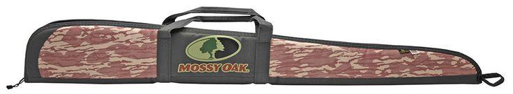 """52"""" Mossy Oak Yazoo 2 Shotgun Case - Bottomland Camo #MossyOak"""