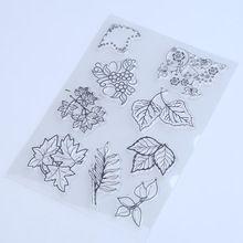 1PCS/LOT Transparent Stamp Different Blade For DIY Scrapbooking/Card Making…
